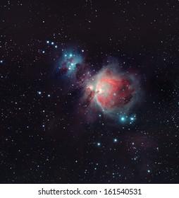 Photo The Great Orion Nebula