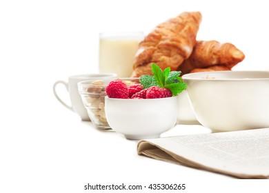 Photo of healthy breakfast