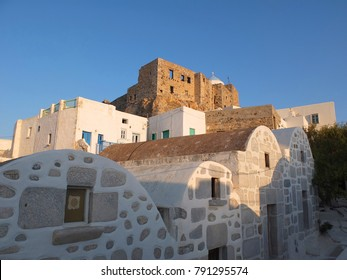 Photo from iconic castle and village of Astypalaia with unique traditional character, Dodecanese, Greece