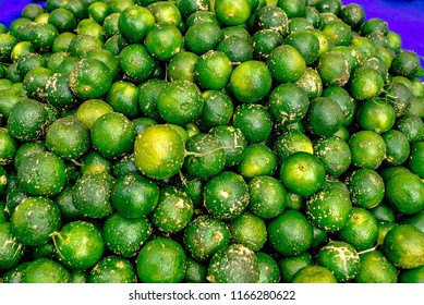 Photo of a lemonsito / calamansi / philippine lime/ citrus that can be used for backgrounds, mock up, design and framing