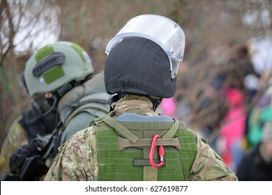 photo military action