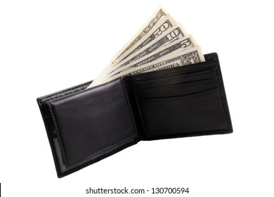Photo of Money in a wallet