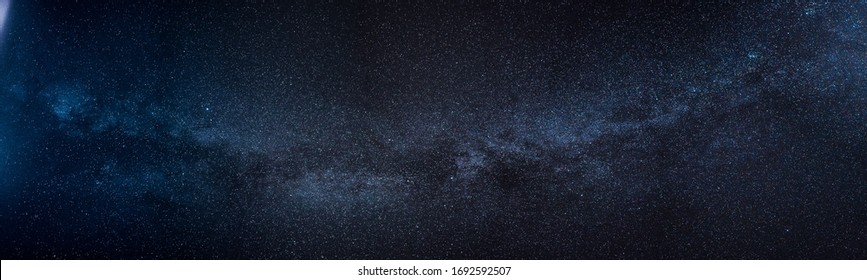 Photo Montage of the Milky Way