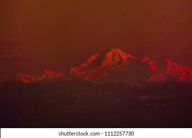 Photo of Mount Baker in North Vancouver, BC, Canada