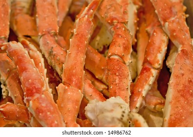 Photo of Ocean Crab legs
