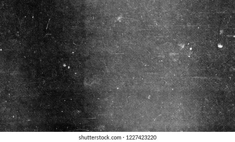 Photo old black vintage surface with white scratches