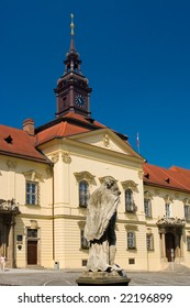 Photo of old city hall in Brno - Czech republic