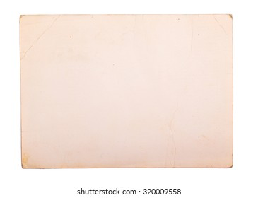 Photo of old paper texture