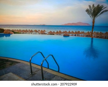 Photo of pool on holiday in Egypt