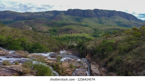 Photo in the region of Quilombo waterfall and Serra da Canastra, Minas Gerais, Brazil