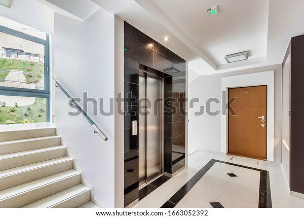 Photo of rental apartment business interior