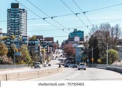 Photo of Residential Streets of Vancouver, BC, Canada