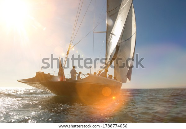 Photo of Sailboat on ocean