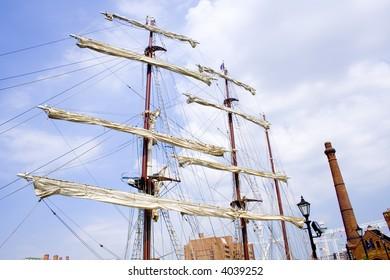 photo of sails