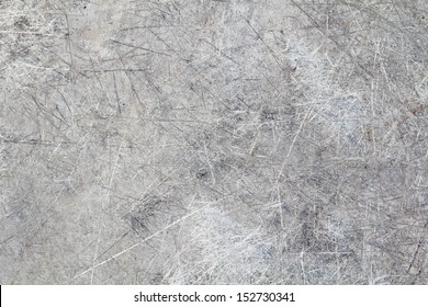 a photo of scratched metal for texture or background , grunge background