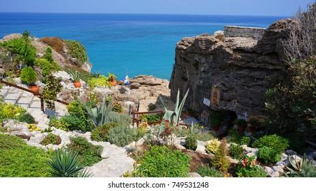 Photo from small church near Ixia Rhodes island, Dodecanese, Greece