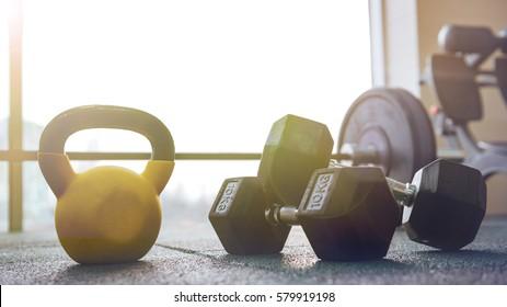 Gym equipment images stock photos & vectors shutterstock