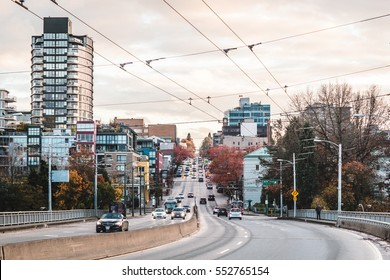 Photo of Streets of Vancouver BC, Canada
