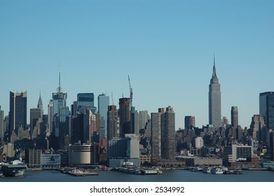 Photo taken of Manhattan Island New York City