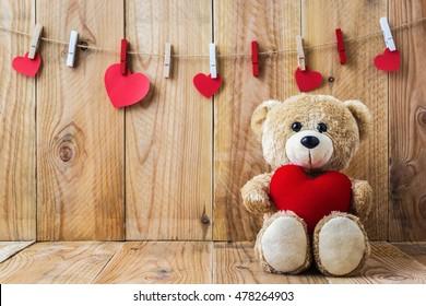 teddy bear love images stock photos vectors shutterstock