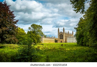 The photo of University of Cambridge