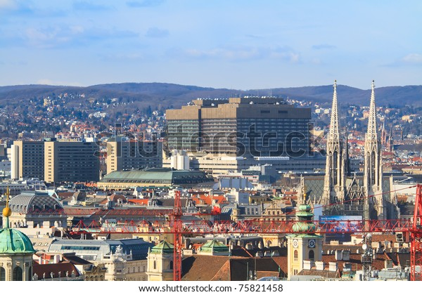 Photo of Vienna city