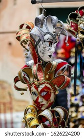 Photo View in Venice City During the Carnival Holiday , digital image picture , Beautiful Background digital image