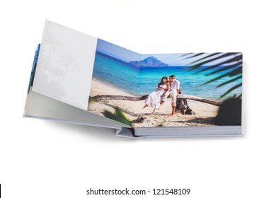 photobook with the couple in love