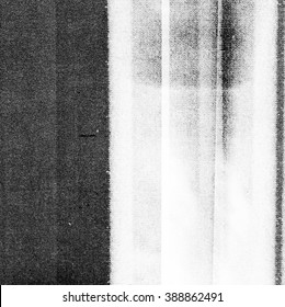 Photocopy background texture with vertical print marks