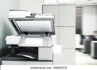 Photocopy machine.
