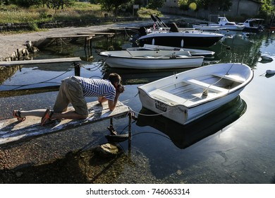 photografer and boats