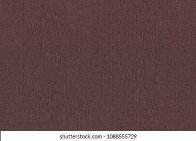 Photograph of artist's coarse grain striped dark brown pastel paper texture sample