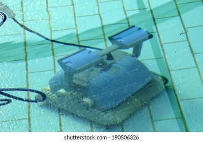 Pool Robot Images, Stock Photos & Vectors | Shutterstock