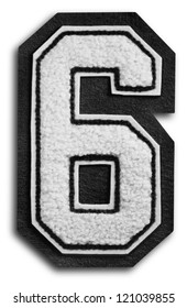 Photograph of School Sports Letter - Black and White 6