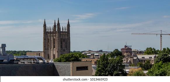 Photograph taken at the University of Missouri in Columbia, Missouri.