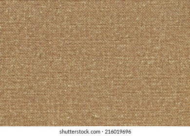 Photograph of Yellow Ocher Acrylic Polyethylene upholstery and drapery fabric, with woven decorative mesh pattern, detail.