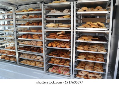 In the photograph you will find Mexican sweet bread, traditional Mexican bread