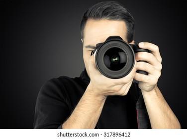 Photographer Camera.