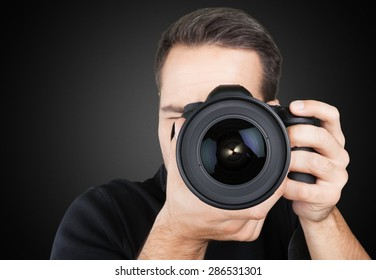 Photographer, Camera, Photography.