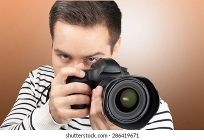 Photographer, photo, digital.