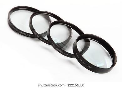 Photographic macro lens