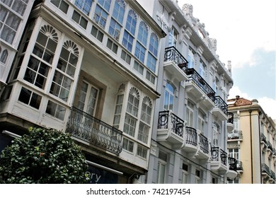photographs of buildings in the city of Ferrol,modernism, modernist,