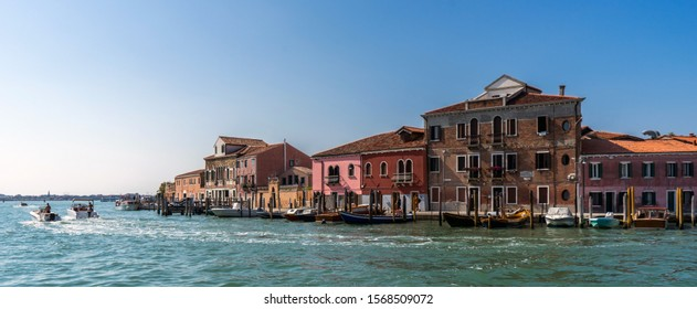 Photography from the island of Murano in Venice, Italy. Famous for decorative-glass production.