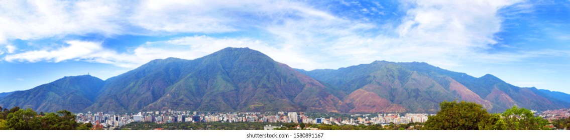 "Photography of Mountain called ""Cerro el Avila"" in Caracas, Venezuela"