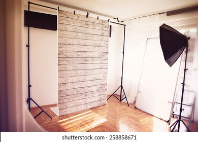 photography of a photo studio