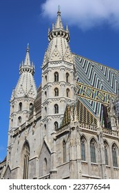 Photography of St. Stephans cathedral, Vienna, Austria