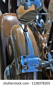 photography of vintage car details,Series of photographs of old car parts,