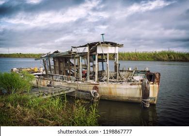 Photos along the Louisiana coast