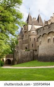 Photos of Ancient Marienburg Castle, Lower Saxony, Germany