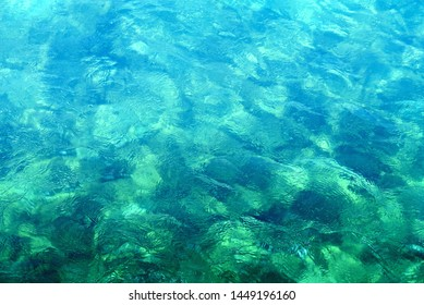Photos background beautiful clean clear blue sea water